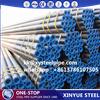 Pipes sans joint galvanisées à api 5L gr. B, ASTM A106 gr. B, ASTM A53 Sch. 40 gr. B, avec T&C. dans 6m