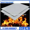 El panel de pared de aluminio a prueba de fuego Material del núcleo