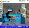 Écran de l'Afficheur LED P5 coulé sous pression par location polychrome d'intérieur pour la barre