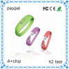 Lecteur flash USB coloré de Rubber Bracelet (bracelet-095)