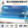 Blauw van de viervoudig-Muur van het Polycarbonaat Hol van het Blad PC- Blad voor de Loods van het Fokken van Greenhouseand van de Landbouw