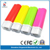 Batterie colorée en plastique 2600mAh Power