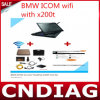WiFi for BMW Icom A2+B+C Cisco Router Thinkpad X200t Touch Screen with Latest 2014.07 Rheiggold Software