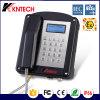 SMC antidetonante Knex-1 con il telefono protetto contro le esplosioni del telefono dell'affissione a cristalli liquidi
