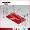 Systeem van het Dak van het Stadium van het Aluminium van hoge Prestaties het Openlucht voor Verkoop