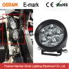 2017 새로운 18W Osram 둥근 LED 차 일 빛 (GT2009-18W)