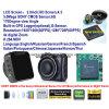 2017 2.0  plein appareil-photo de boîte noire de véhicule de HD 1440p avec le véhicule DVR, G-Détecteur, vision nocturne, magnétoscope numérique de stationnement de Novatek 96660 de tableau de bord de véhicule de contrôle