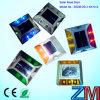 Alta etiqueta de plástico solar de aluminio luminosa del camino del espárrago/LED del camino del superventas que contellea