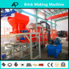Máquina de fabricación de ladrillo concreta de Qt10-15 AAC con calidad europea