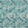 2016 ultimo Square Full Body Glass Mosaic From Cina (15SCW42)