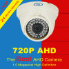Small Dome 3.6mm Lens Indoor Analog Ahd CCTV IR Camera