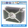 Kühlkörper-Aluminiumkasten mit Wannen-Aluminium-Kasten des Schwarzeloxieren-/Heat