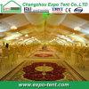 結婚式のための贅沢なインドの玄関ひさしのテント