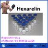 Peptide van de Steroïden van de Bouw van de spier Krachtig Efficiënt Poeder Hexarelin