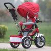 Qualitäts-Baby-Dreirad 4 in 1 Rad-Cer