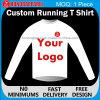 Camiseta larga de la sublimación de la manga de la manera de calidad superior, caliente de la venta