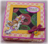 Paper de gama alta Cardboard Cookies Packing Gift Box con Competitive Price