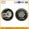Изготовленный на заказ монетка возможности металла стороны усмешки