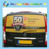 Um-maneira feita sob encomenda Vision Car Window Sticker para Advertizing
