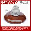Porcelana de suspensión de disco aislante 52-3 / 52-5 / 52-8 aprobados por ANSI