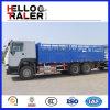 Sinotruk HOWO 6X4 40 Tons Van Cargo Truck