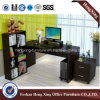 Premier bureau d'ordinateur de bureau de mélamine de ventes (HX-6M224)