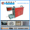Machines d'inscription de laser de fibre pour l'inscription de code de plaque signalétique de matériel