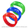 Fabrik Supply LED Light Bracelets mit Logo Printed (4011)