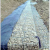 Feito em China Hexagonal Hot Dipped Galvanized Galfan Gabion Basket