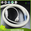 Diodo Emissor de Luz Flexível Neon Flex de 360 Milk White para Outdoor/Indoor