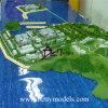 Профессиональный делать масштабной модели завода фабрики (BM-0668)