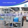 Sola máquina de la desfibradora del eje para la desfibradora de madera plástica de /Pails