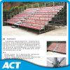 Soportes desmontables del estadio, blanqueador desmontable al aire libre del campo de deportes del blanqueador