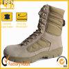 Deserto de couro Boots de Rubber para Military