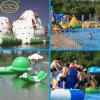 Bunter Vergnügungspark-aufblasbarer Wasser-Park