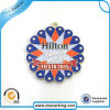 고품질 Hilton 유명 상표 접어젖힌 옷깃 Pin