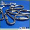 Steel di acciaio inossidabile Snap Hook con Screw e Eyelet