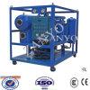 Máquina do filtro de óleo da isolação do vácuo do único estágio