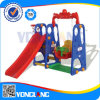 Дети крытое Plastic Swing и Slide Play Set (YL-HT001)