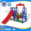 De de Binnen Plastic Schommeling van kinderen en Reeks van het Spel van de Dia (yl-HT001)