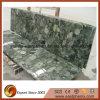 Base d'appoggio calda della pietra del granito di Marinac di verde di vendita