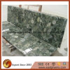 Bancada quente da pedra do granito de Marinac do verde da venda