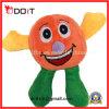 La felpa por encargo da fruto juguete sonriente del animal doméstico de la calabaza