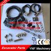 Exkavator-Hydraulikpumpe-Konvertierungs-Installationssatz Hitachi 9227557 für Ex220 - 3