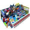 Design natural Baby Indoor Playground para Commercial Use