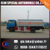 FAW 15000 litros de petróleo de carro del tanque