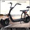 trotinette elétrico com rodas grandes, trotinette Citycoco Harley do estilo popular de 2017 da cidade da forma