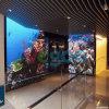 Pantalla de visualización a todo color de interior perfecta de LED del efecto 4m m de la visión