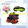 Sapatas antiderrapagem respiráveis do esporte das crianças do conforto da forma