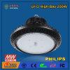 La mejor luz de la bahía del UFO de 200W IP44 LED alta